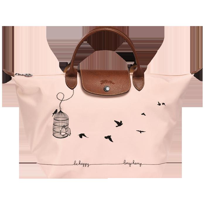 32934348f92 Sac à main Longchamp motif oiseaux