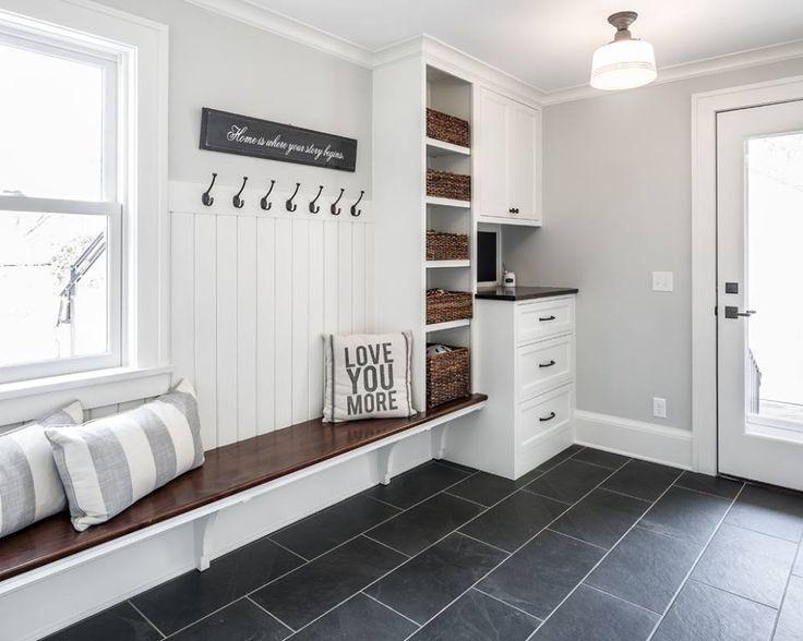 32 small mudroom and entryway storage ideas shelterness - Mudroom Design Ideas