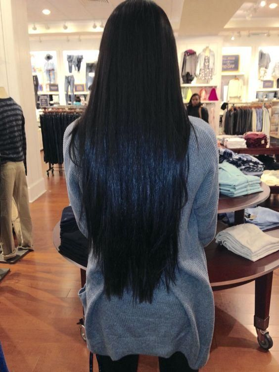 Are You Looking For Long Black Straight Hairstyles See