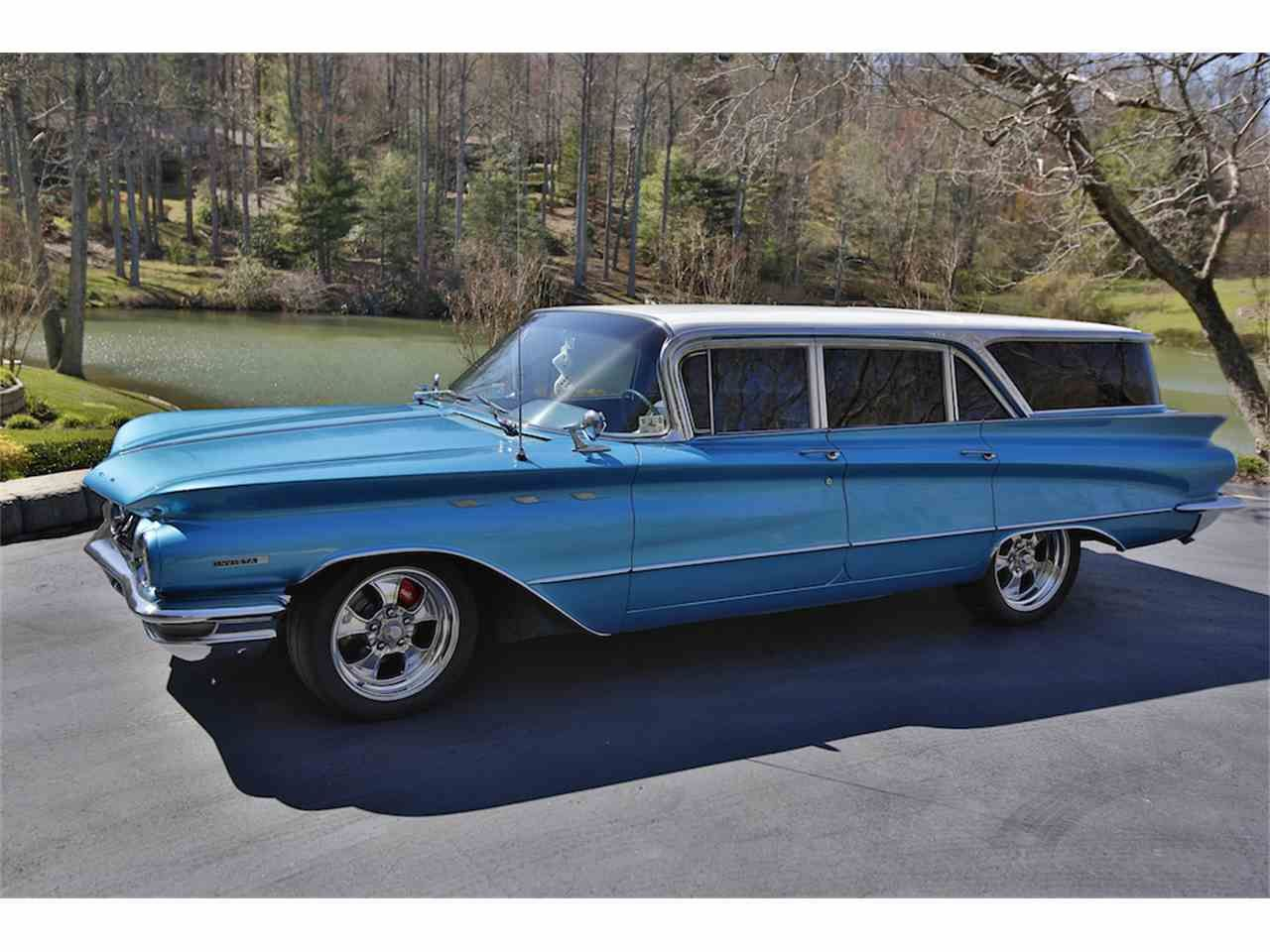 1960 buick invicta station wagon for sale cc classic station wagons. Black Bedroom Furniture Sets. Home Design Ideas