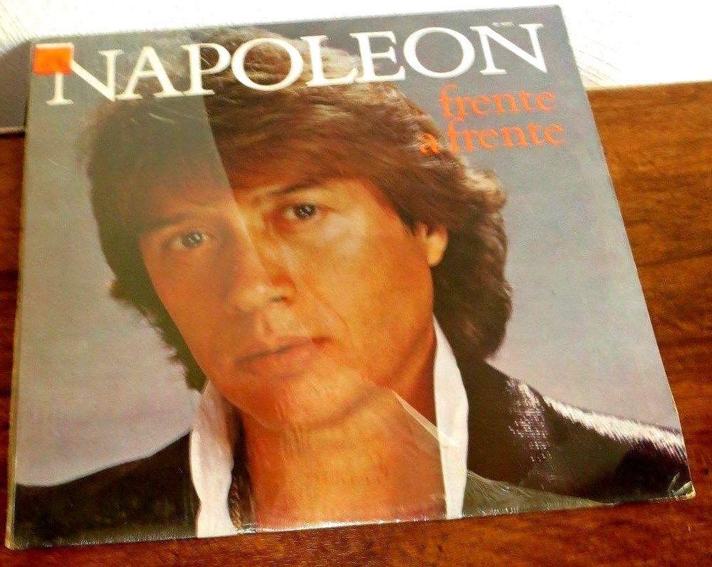 FRENTE A FRENTE // NAPOLEON 1982 PROFONO LP RF9091