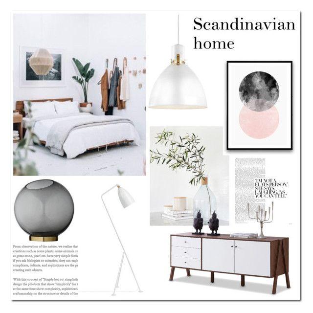 Scandinavian home # Homelava by homelava on Polyvore featuring