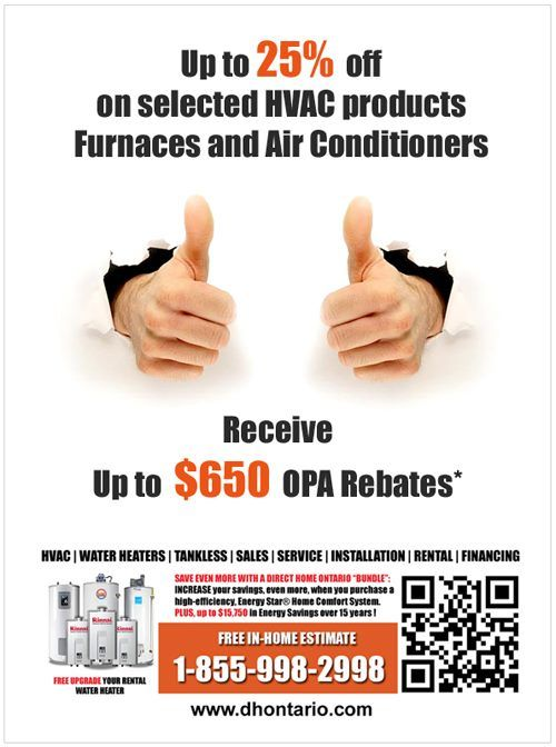 Hvac Promotions With Images Hvac Heater Furnace