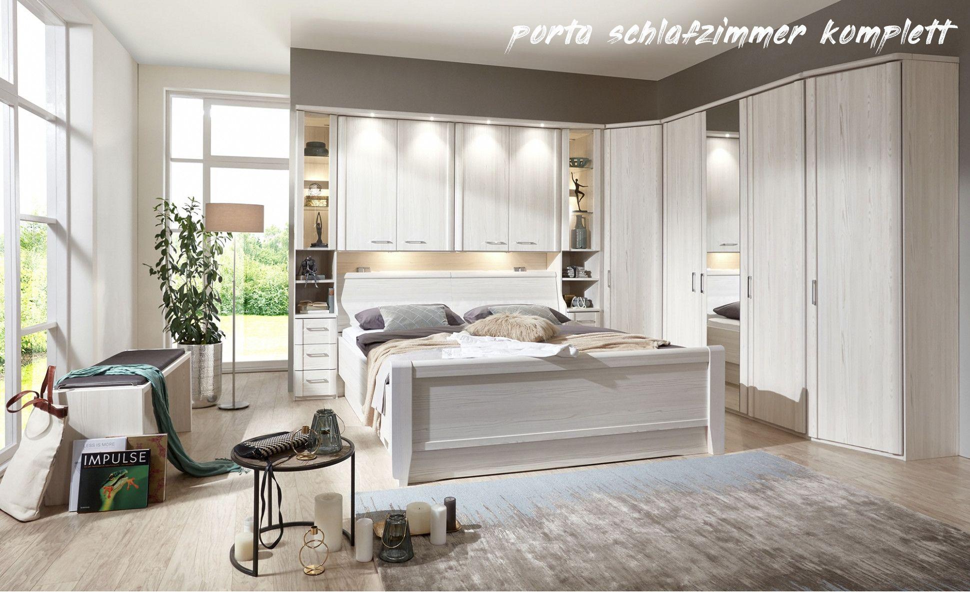9 porta schlafzimmer komplett in 2020 | bedroom design