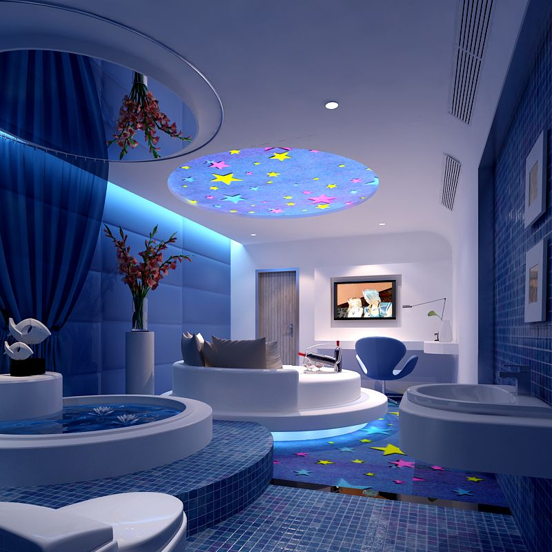 Inspiring Space Themed Room Ideas For Your Home Ocean