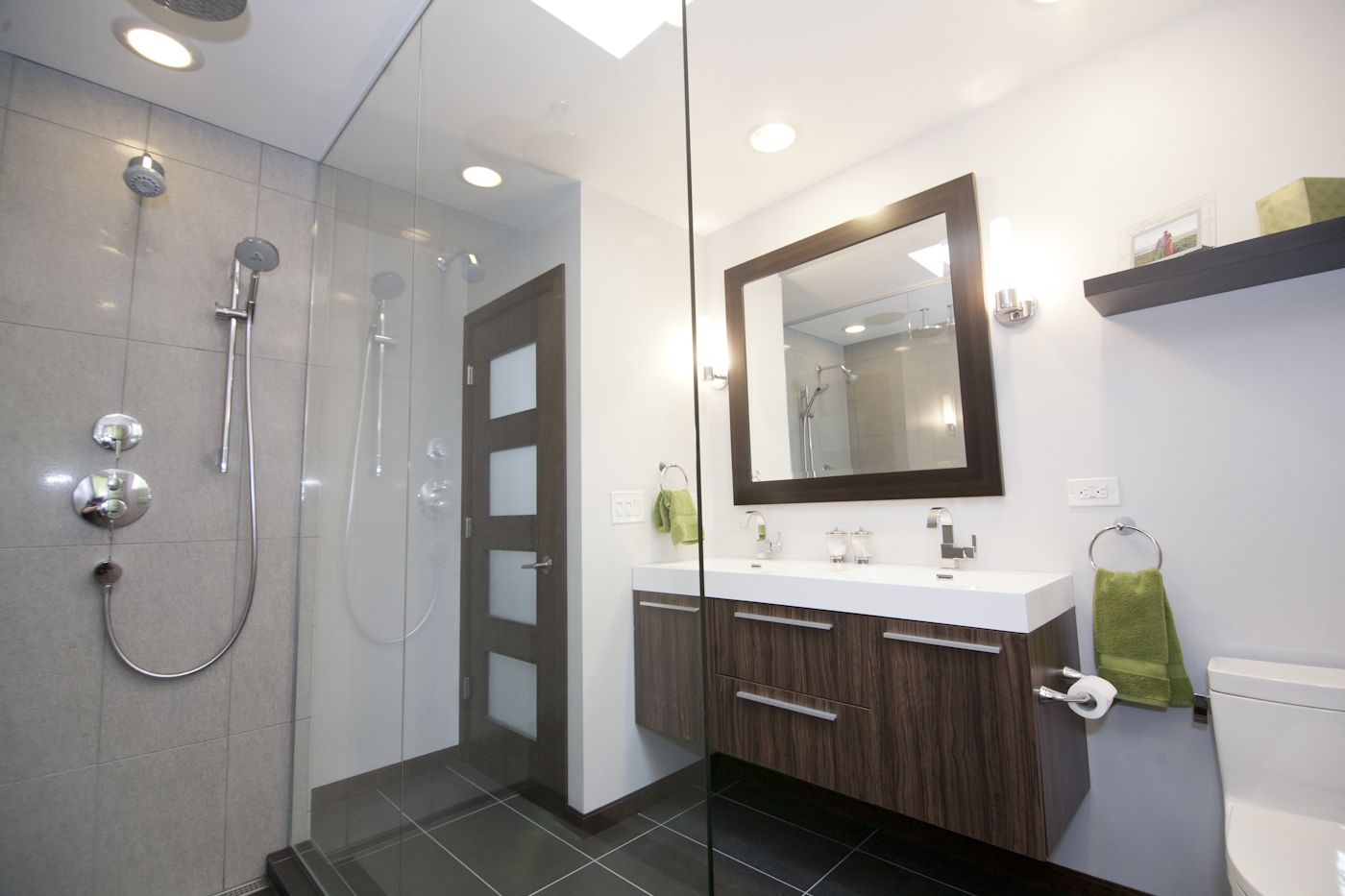 Spa bathroom lighting ideas, picture from Archway ...