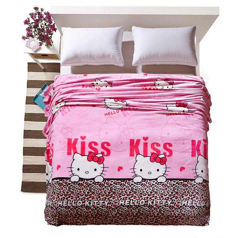 Hello Kitty Blanket //Price 35.99 & FREE Shipping