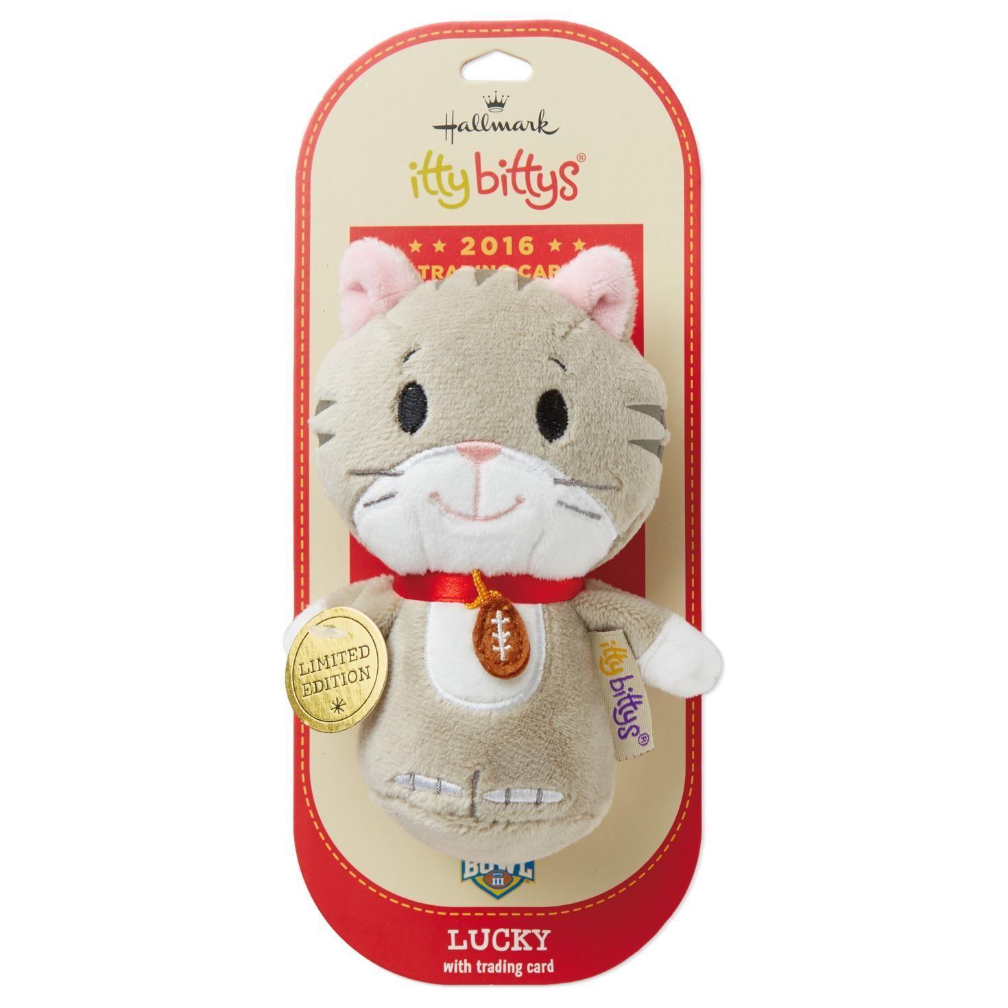 Itty Bittys Kitten Bowl Lucky Stuffed Animal Kitten Bowls Itty Bitty Itty