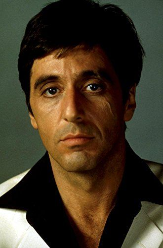 Al Pacino in Scarface ...