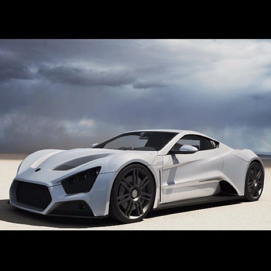 Dream Car Zeno ST1 A Car Of Dreams. Really Is..Love To