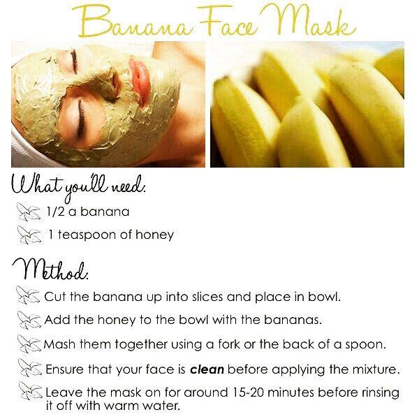 Homemade facial masks for combination skin