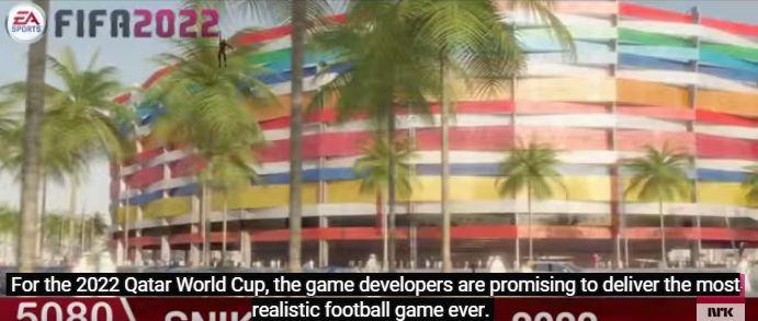 Video: FIFA 2022 - korruptoituneita järjestäjiä ja kuolevia työntekijöitä   Vuoden 2022 jalkapallon MM-kisat järjestetään Qatarissa.Qatarin MM-kisojen valmistelut ovat olleet syystäkin kovan kritiikin alla.  Tuhans... http://puoliaika.com/video-fifa-2022-korruptoituneita-jarjestajia-ja-kuolevia-tyontekijoita/ ( #Fifa #FIFA2022 #MM-Kisat #mm-kisat2022 #NRKHumor #orjatyöntekijät #orjuus #Qatar #qatar2022 #qatartyöntekijät #qatartyöntekijöitäkuollut #siirtotyöläiset)