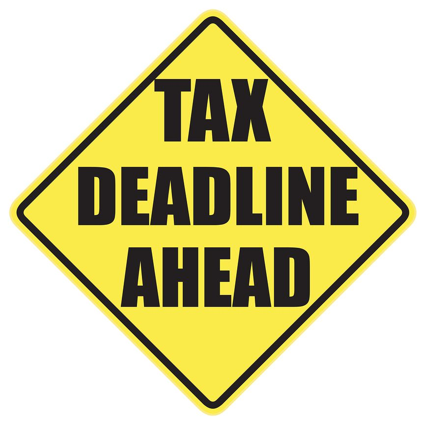 Are you having a hard time with Tax Deadlines. Here is a