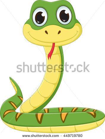 Pin By Eunice Aju On Classroom Idea Cute Snake Snake Illustration Cartoon Illustration