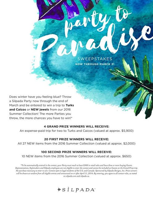 Visit Chic Luxuries to learn the details on how you could win a trip for 2 to Turks & Caicos or $2,000 in jewelry. Details --> http://www.chicluxuries.com/2016/02/party-to-paradise-win-trip-for-2-to.html