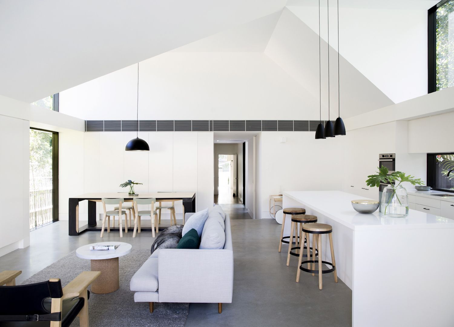 Minimal Style House allen key housearchitect prineas | est living | interiors