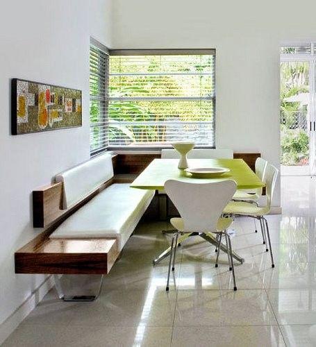 Banquette Seats: Kitchen: Elegant Design Kitchen Banquette Seating Ideas