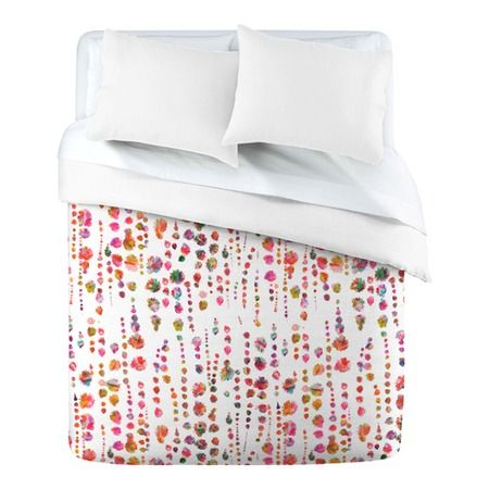 So pretty! Pinata Streamers Duvet Cover from Joss and Main!