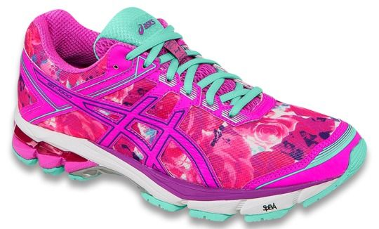 ASICS Womens 4 PR Running Shoe Pink GlowHot PinkPink Ribbon 6 M US * To  view further for this item, visit the image link.
