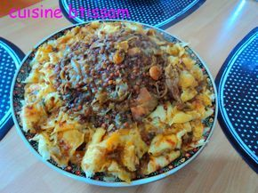 Rfissa traditionnelle marocaine. - Le blog de btissam ...