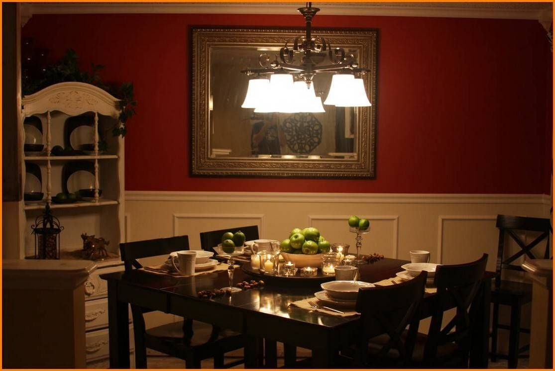 Merveilleux Dramatic Dining Room Wall Color Ideas With Dim