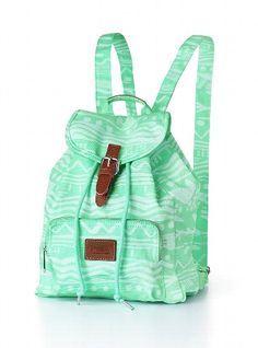 Mint Green Backpacks On Pinterest Polka Dot Backpack