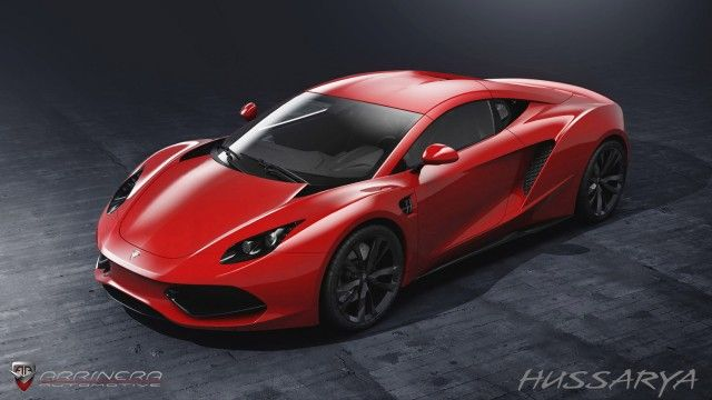 Polish Supercar Arrinera Hussarya Revealed In Production Form Super Cars Car Supercar Prices
