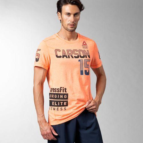 vanidad sucesor Celebridad  Reebok CrossFit Games Authentic Tee - Electric Peach | Reebok GB | Crossfit  clothes, Awesome shirt designs, Crossfit games