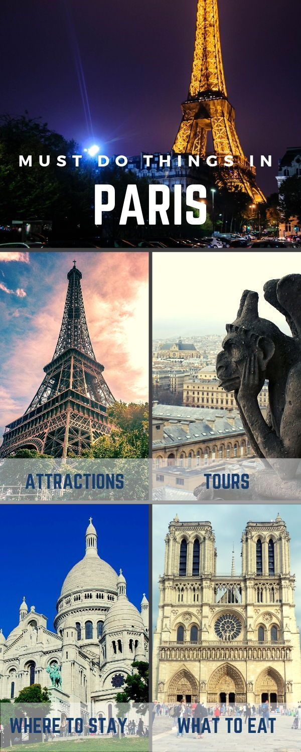 The best things to do on vacation in Paris whether it be a short stay or long stay Paris. The must see sites and attractions in Paris where to stay what to do tours and food. #paristravelguide #parisvacation #europetravel #style #shopping #styles #outfit #pretty #girl #girls #beauty #beautiful #me #cute #stylish #photooftheday #swag #dress #shoes #diy #design #fashion #Travel