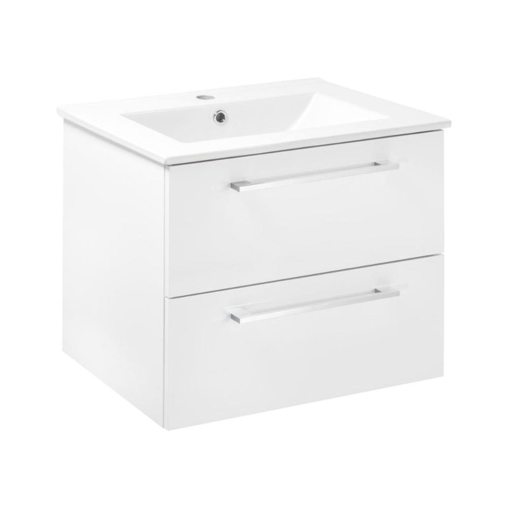 Szafka Lazienkowa Z Umywalka Deftrans Intenso 60cm Leroy Merlin Cena 287 Zl Cabinet Furniture Filing Cabinet