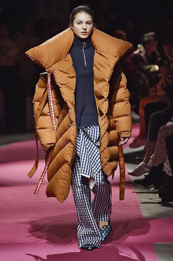 Marques Almeida Aw16 Lfw Fashion London Fashion Week