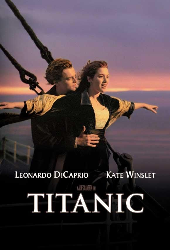 Titanic Titanic Movie Poster Titanic Movie Titanic Poster