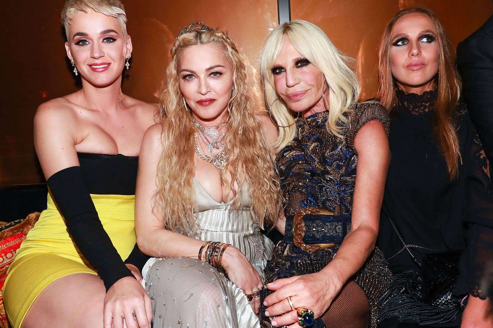 Inside The Met Gala After Parties Madonna Met Gala Madonna