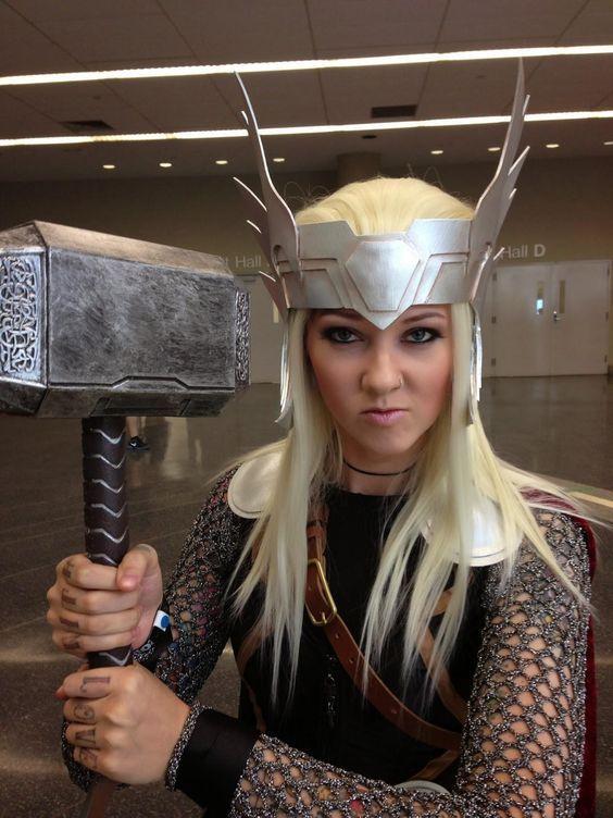 Female Thor tutorial