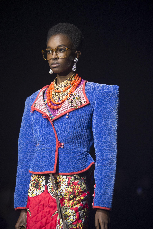 5bed93849 Spring Summer 2018 Fashion Show | Let's Fashion | Gucci fashion ...