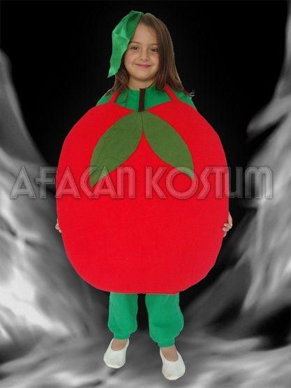 Afacan Kostum Meyve Kostumleri Kostum Fikirleri Meyve Kostum