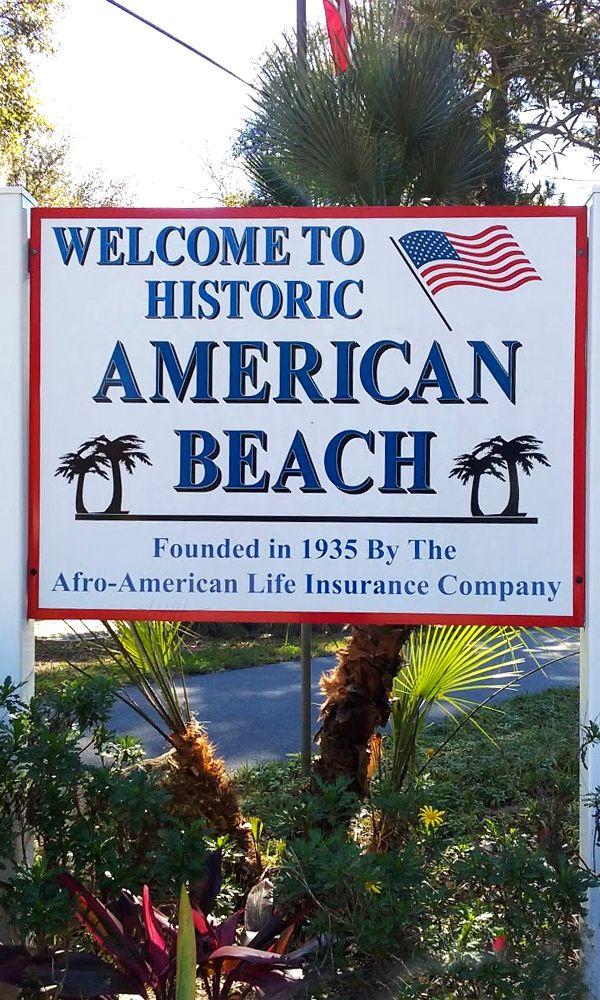 American Beach Florida American Beaches Fernandina Beach