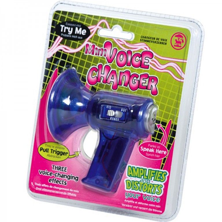 Mini Voice Changer | Gifts for all year | Mini, The voice