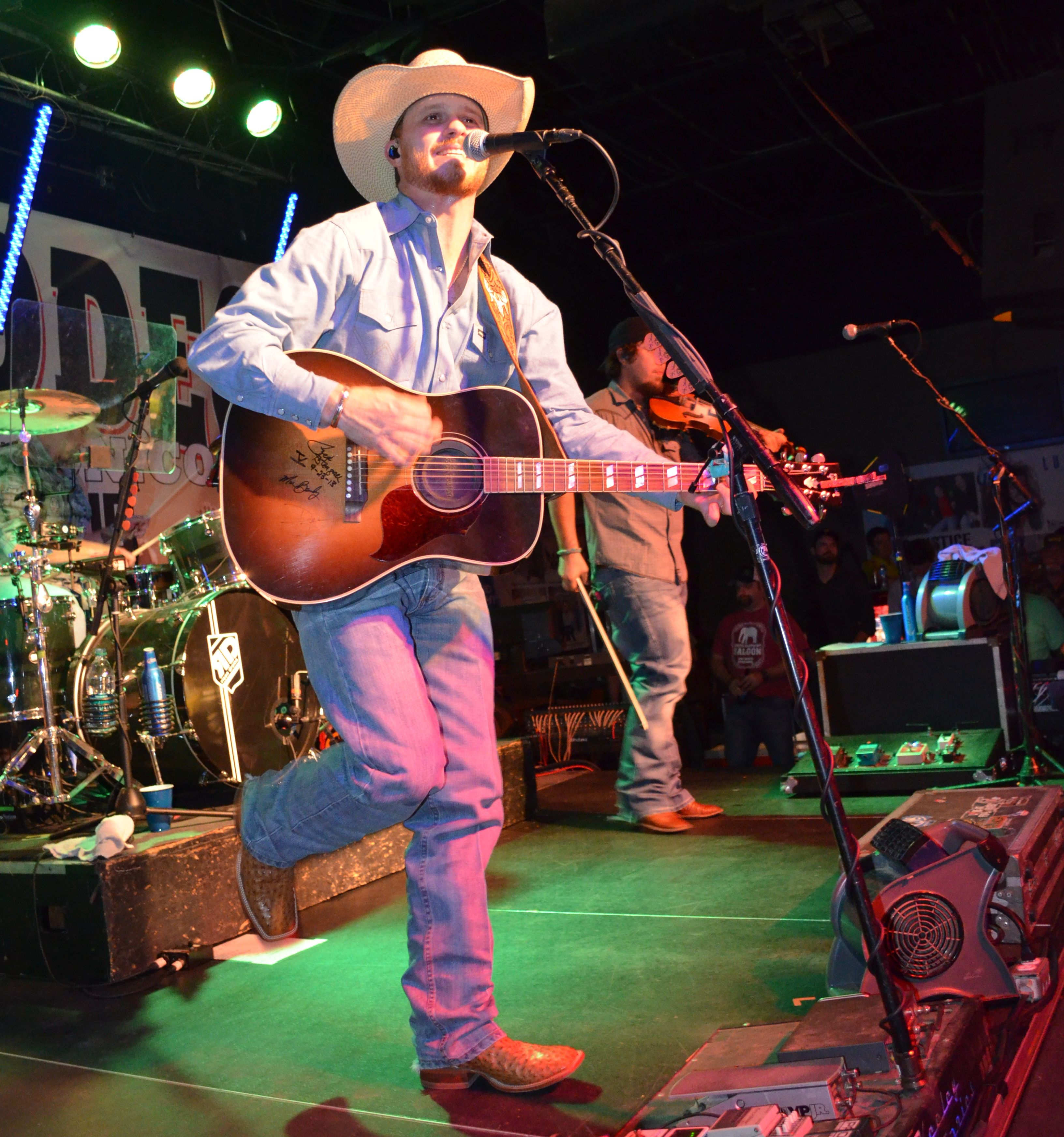Cody johnson rockin rodeo 052914 cody johnson