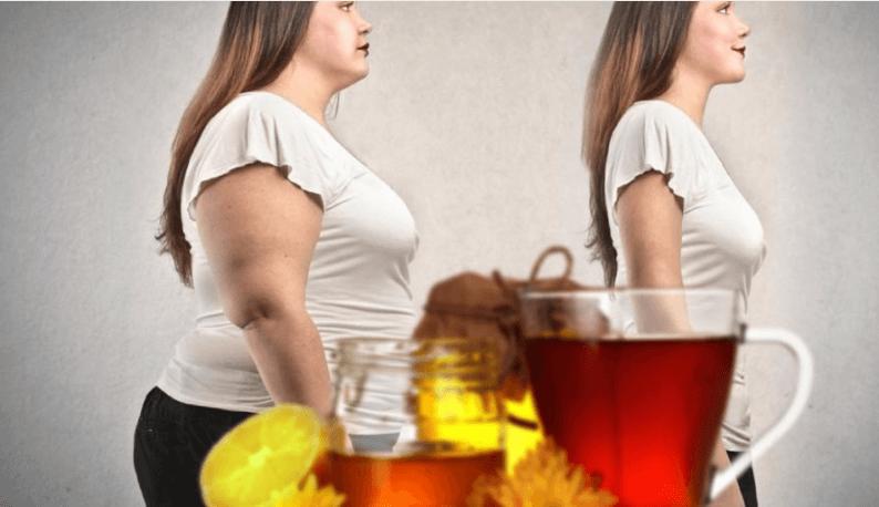 zsírvesztés gyógytea dhc fogyókúrás láb felülvizsgálata