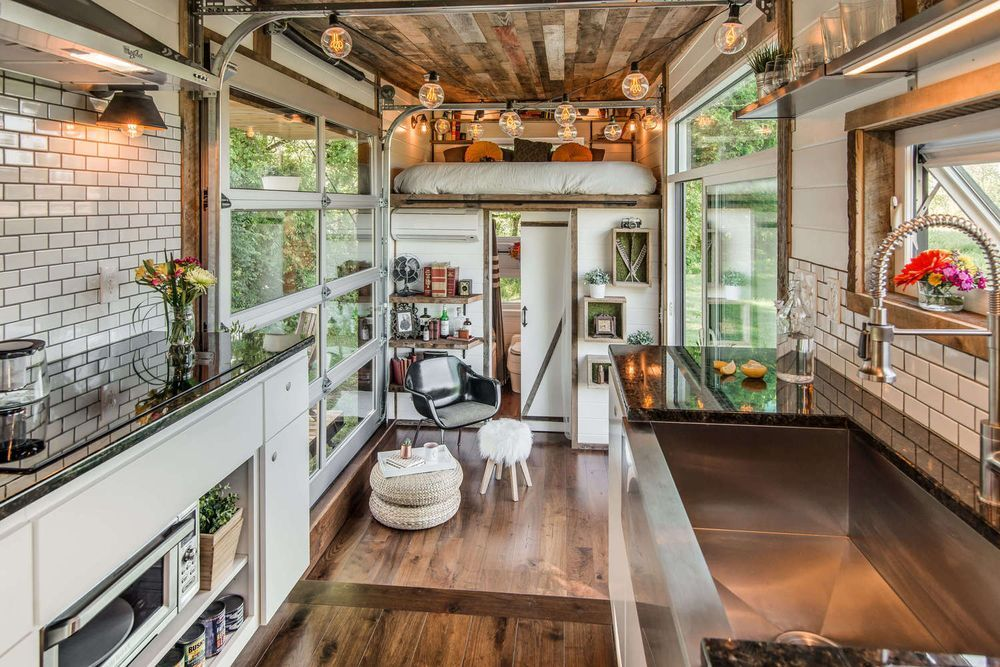 Tiny Home Interior Beauteous 10 Mustsee Tiny Houses From 2016  Tiny Houses House And Interiors