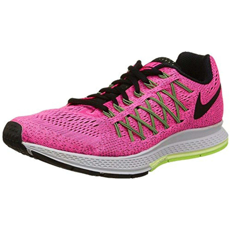 Women's Air Zoom Pegasus 32 Running Shoe Pink PowerBlack