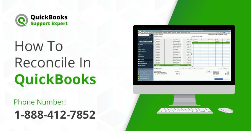 How to Reconcile in QuickBooks Online (With images ...