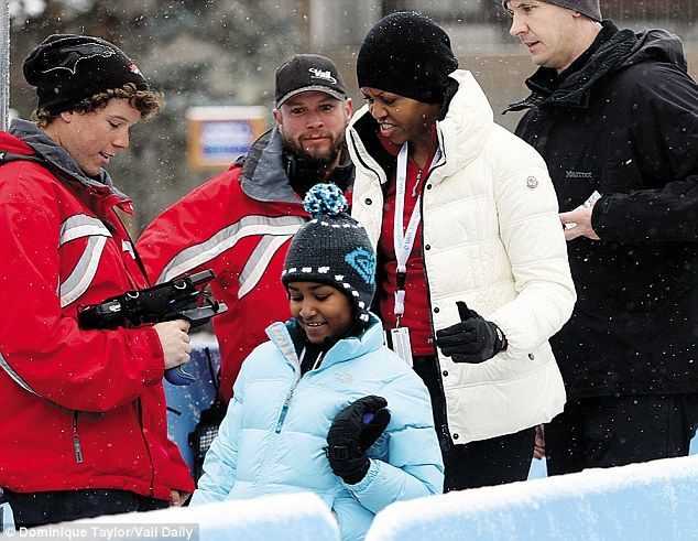 What do YOU think? Michelle Obamau0027s Family Ski Trip Cost Taxpayers - michelle obama resume
