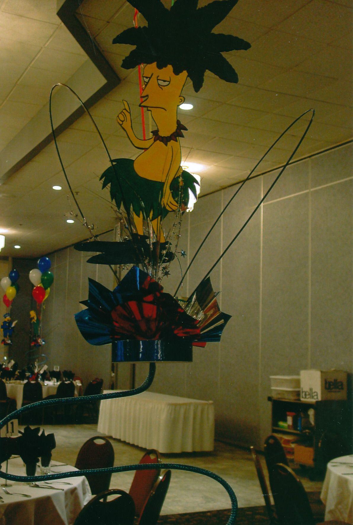 Simpsons anniversaire garcons pinterest anniversaire - Simpson anniversaire ...