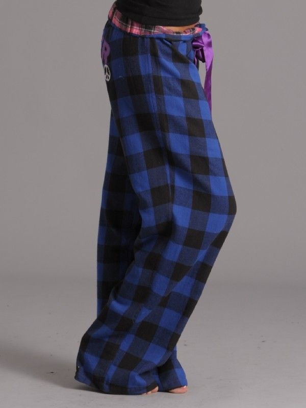 Flannel pajama pants ftw!!