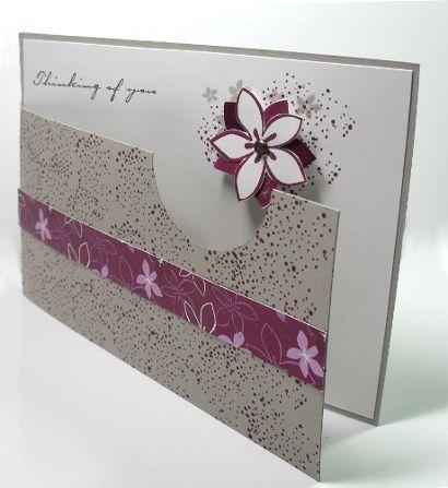 Debbie S Card Inside Homemade Card Designs Simple Cards Card Craft