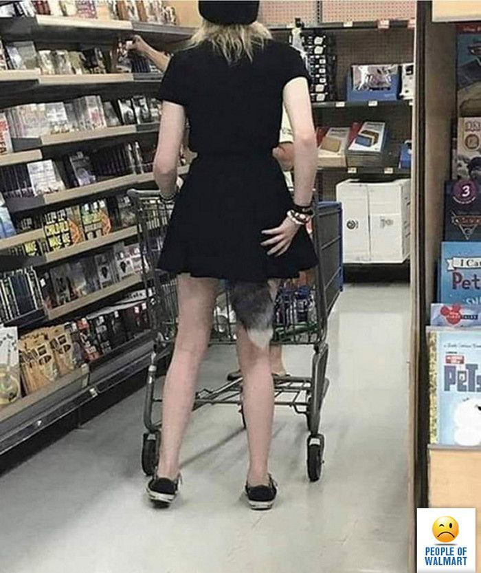 Crazy and Funny People Of Walmart That Really Exist - Vol 17 (24 Pics) - TrollPics