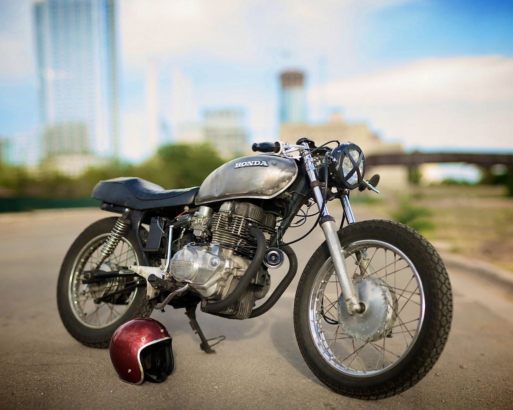 honda cm 400 cafe racer | bikes | pinterest | honda, cafes and