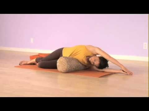 restorative sequence yoga  http//yogahq/restorative